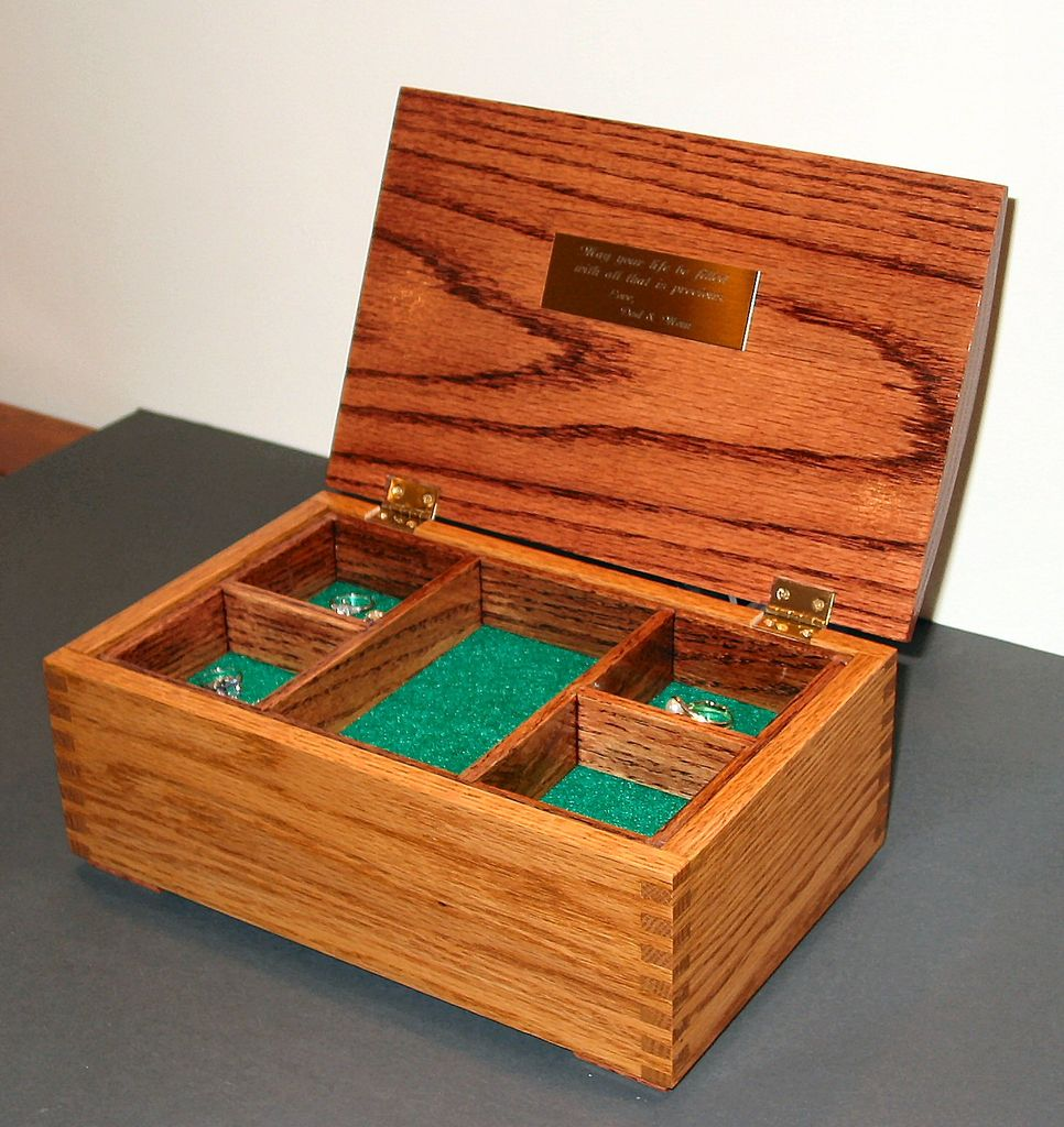 free wood keepsake box plans | Quick Woodworking Projects